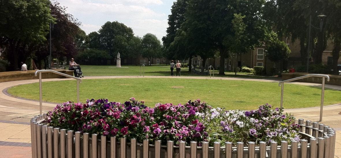 Broadgate-Park