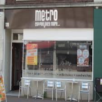 Metro coffee juice more…