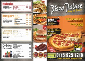 Pizza Palace Lets Go To Beeston