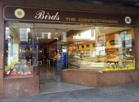 Birds The Confectioners