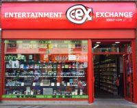CeX Entertainment Exchange