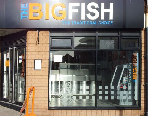 The big fish let 39 s go to beeston for Food bar beeston