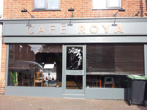 Cafe roya let 39 s go to beeston for Food bar beeston