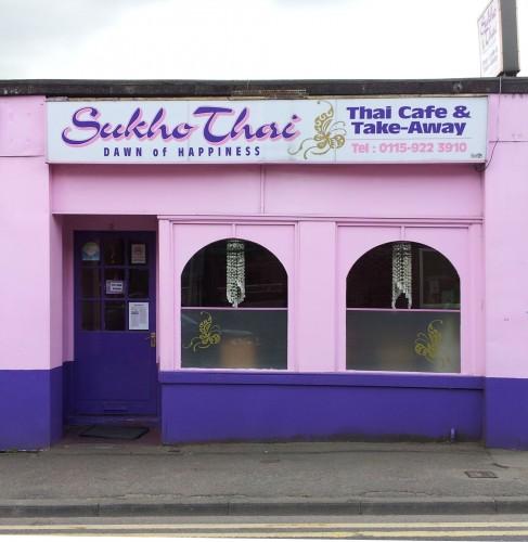 Sukho thai let 39 s go to beeston for Food bar beeston