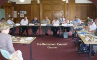Pre-Retirement Council