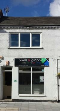 Pixels and Graphics