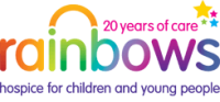 Rainbows hospice for children and young people charity shop
