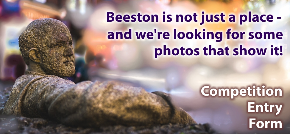 Beeston is not just a place - and we're looking for some photos that show it!