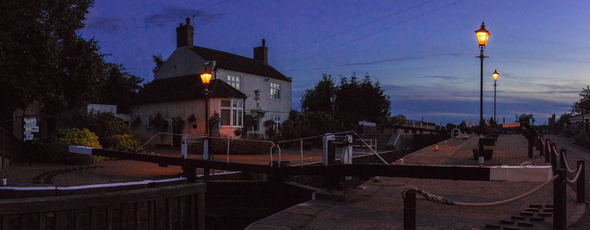 Beeston Lock - Jenny Langran